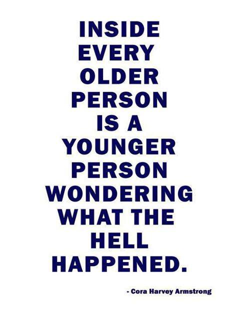Inside Every Older Person Is A Younger