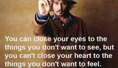 You Can Close Your Eyes