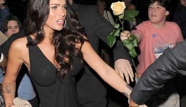 Megan Fox Rejects Cute Rose Boy!
