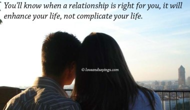 When A Relationship Right For You