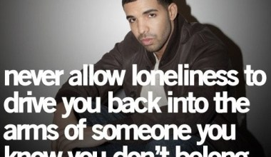Never Allow Loneliness