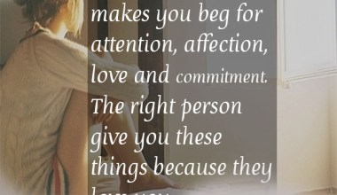 Affection Love And Commitment