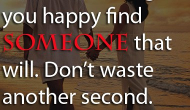 Dont Waste Another Second