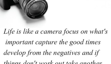 Capture the good times!