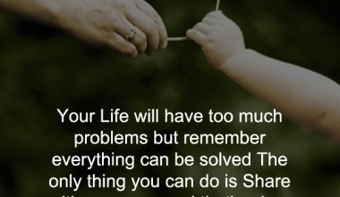 Your Life will have too much problems
