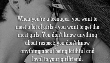 Being Faithful And Loyal To your Girlfriend