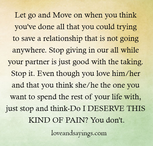 Save A Relationship Quotes: Save A Relationship