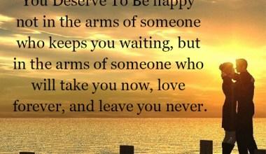 Who Keeps You Waiting