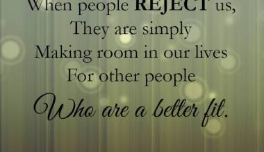 When People Reject Us