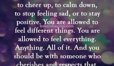 Stop Feeling Sad