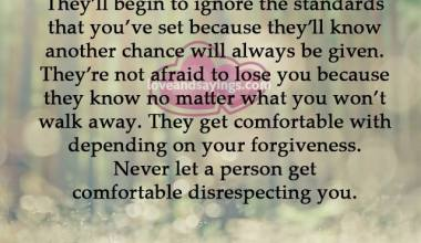 They're not afraid to lose you Because