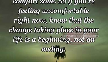 Life is a Beginning Not and ending
