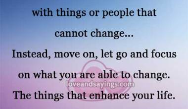 The Things that enhance your life