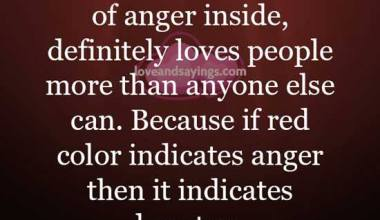 A Person who has lots of anger inside