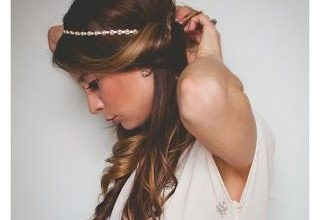 Quick and Easy, Romantic Hair Wrap Tutorial