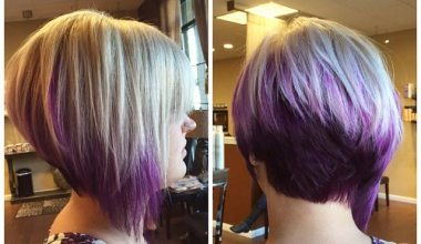Crazy Colors, Crazy Layers – Short Hairstyle Ideas