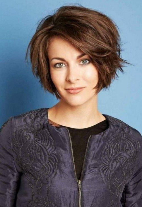 Best Women Short Haircuts For Thick Hair Love And Sayings
