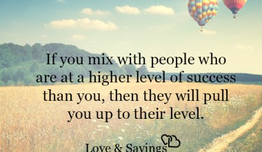 Higher level of success