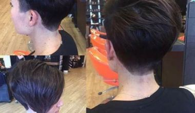 Chic Short Haircut for Women and Gilrs