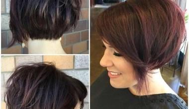 Asymmetrical Short Hair Cuts