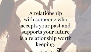 Relationship worth