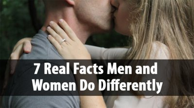 real facts men
