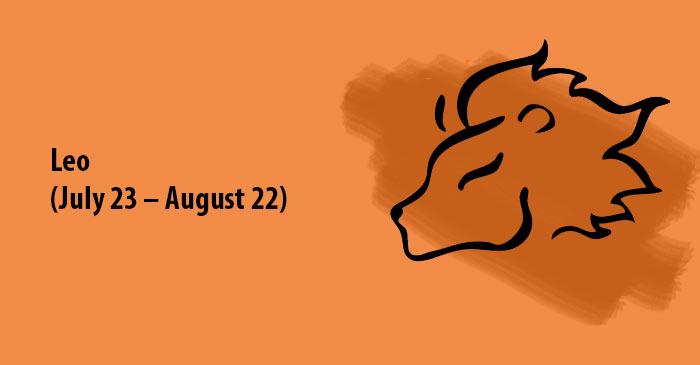Leo (July 23 U2013 August 22)
