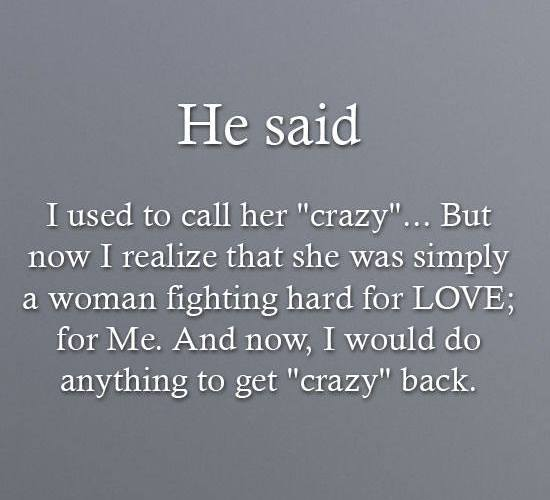 A woman fighting hard for Love