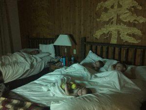 family hotel vacation