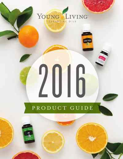 young living catalog