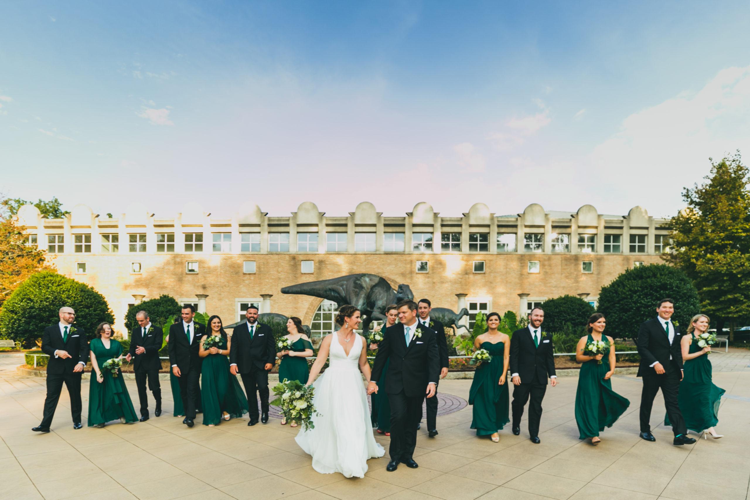 Dinosaur Wedding Atlanta Photography Love & Story