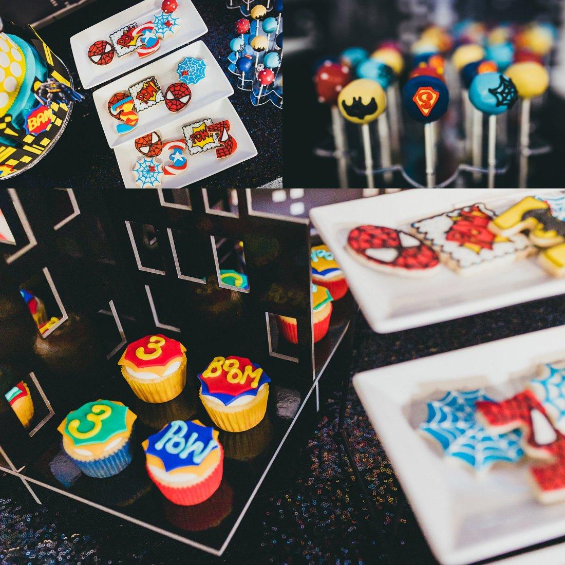 Atlanta Event Photographers 3 Birthday Party Spiderman Marvel Theme