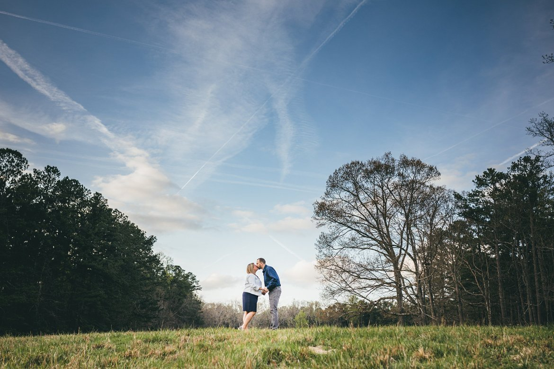 Spring Kennesaw Engagement Session Atlanta Wedding Photographers