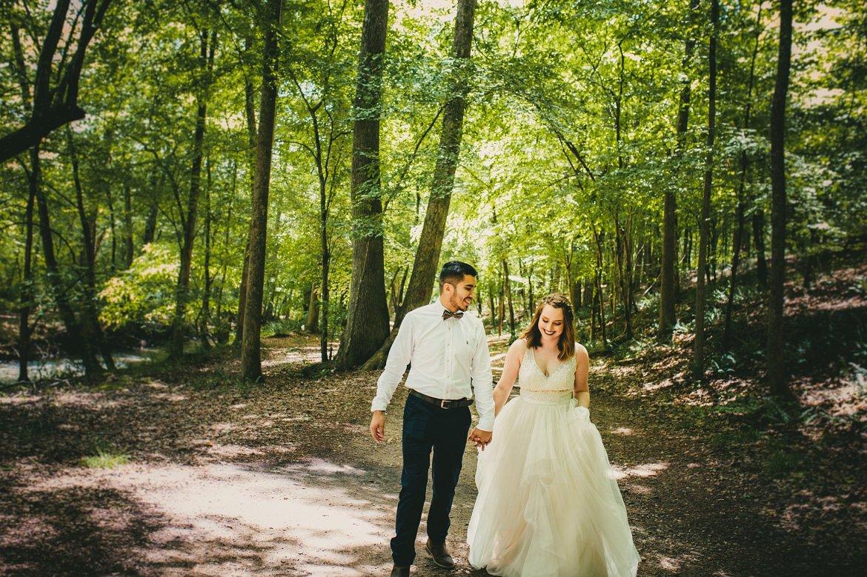 Sweetwater Creek State Park Elopement Atlanta Wedding Photographers