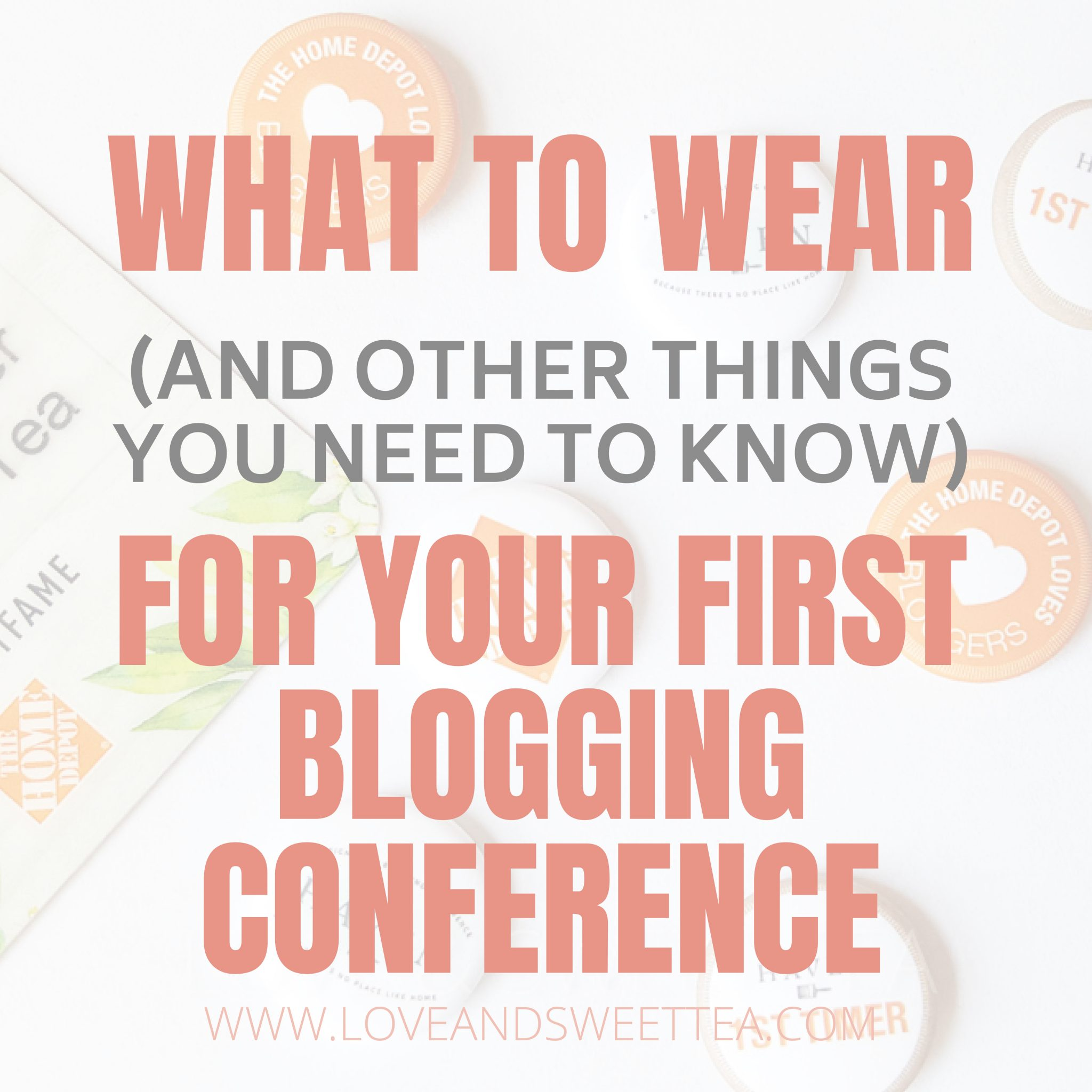 11 Blogging Conference Tips: Haven Conference 2017 - Love & Sweet Tea