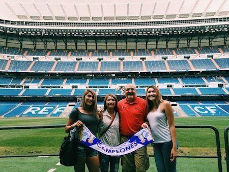 Read Madrid Stadium
