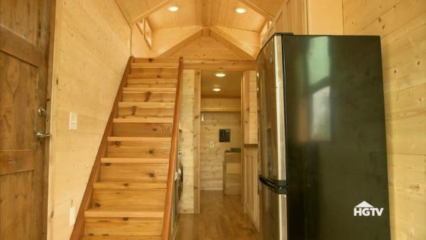 Inside The Tiny House