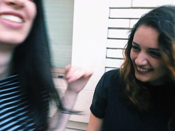 Growing up in Madrid, Spain - Mendez Sisters 11