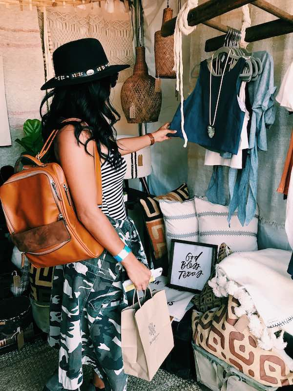 Shopping At The Market At Silobration