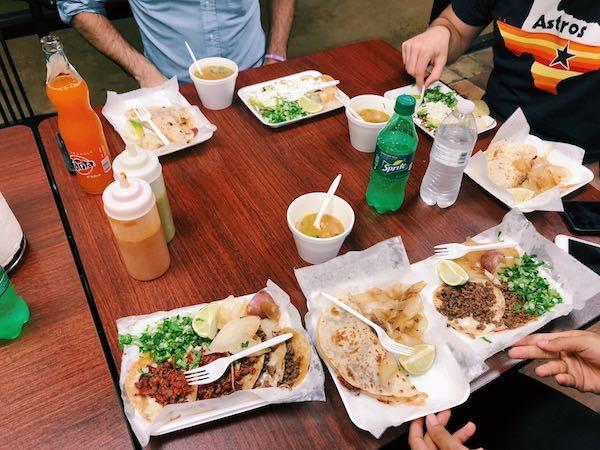 Tacos Tec on Gulf Freeway 4