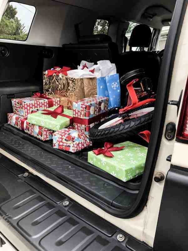 Giving Back On Christmas
