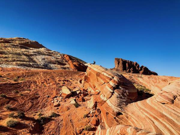 Amazing Rocks At Valley Of Fire