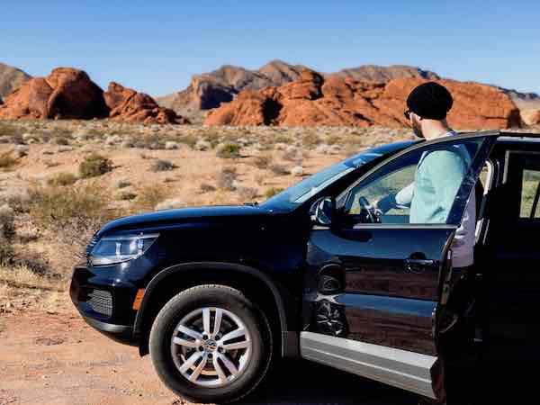 Hertz Rental Car Las Vegas