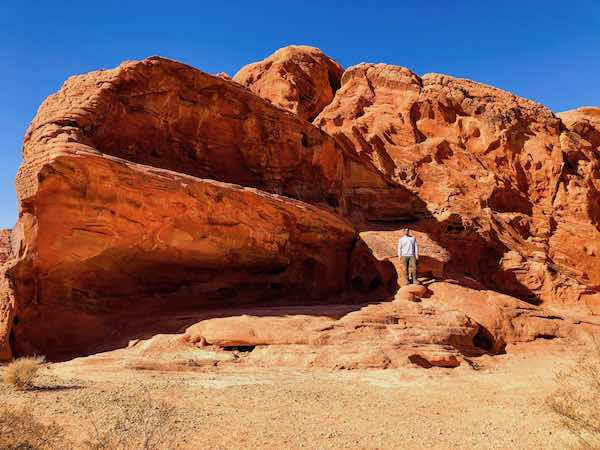 Valley Of Fire Sights