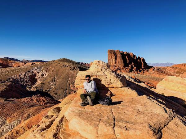 Valley Of Fire Hike