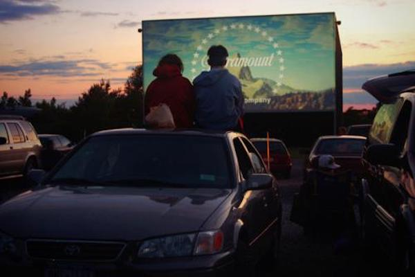 Showboat Drive In