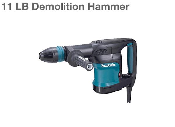 11 LB Demolition Hammer