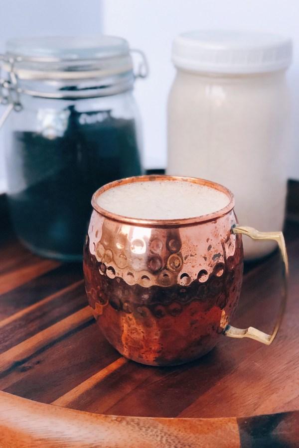 Dairy Free Coffee Creamer Recipe