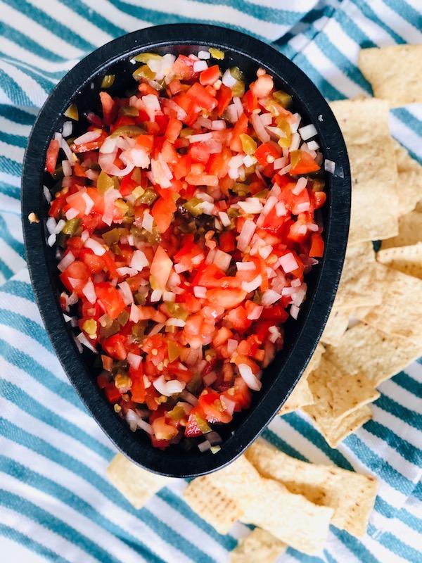 Pickled Pico De Gallo Recipe