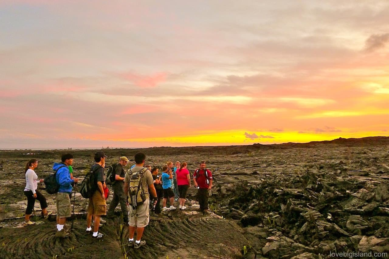 Lava Viewing Guide For The Big Island